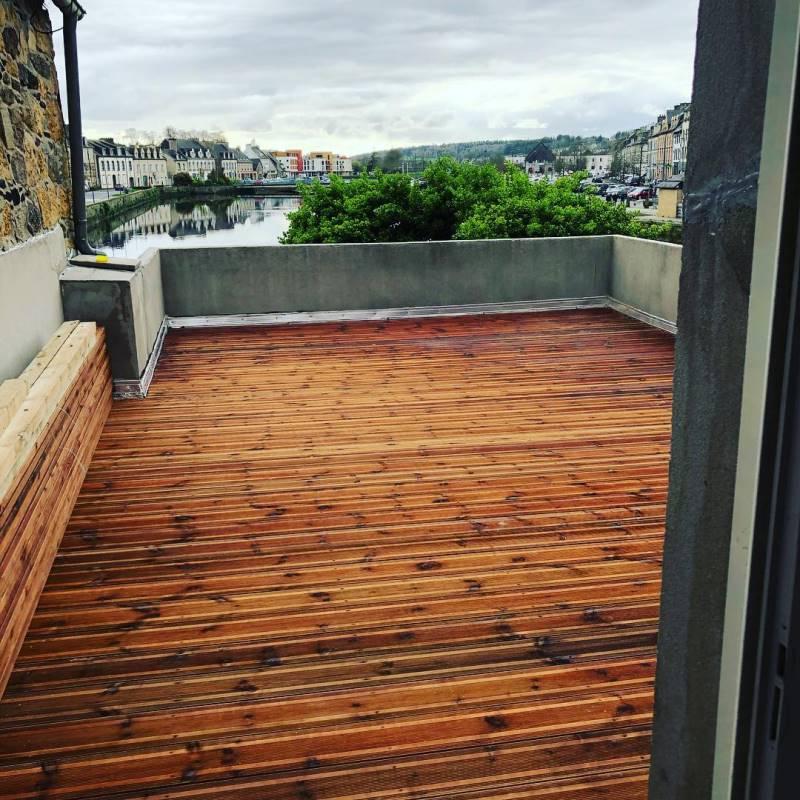 Terrasse balcon